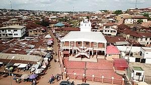 Auchi - Central Mosque Auchi