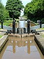 Audlem Locks No 5, Shropshire Union Canal, Cheshire - geograph.org.uk - 1603814.jpg