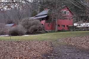 National Audubon Society - Audubon Center at Bent of the River, Southbury, CT.