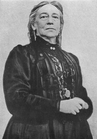 Augusta, Lady Gregory - Lady Gregory in later life