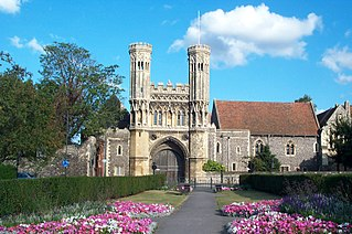St Augustines Abbey Canterbury
