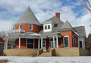 National Register of Historic Places listings in Las Animas County, Colorado - Image: Aultman House