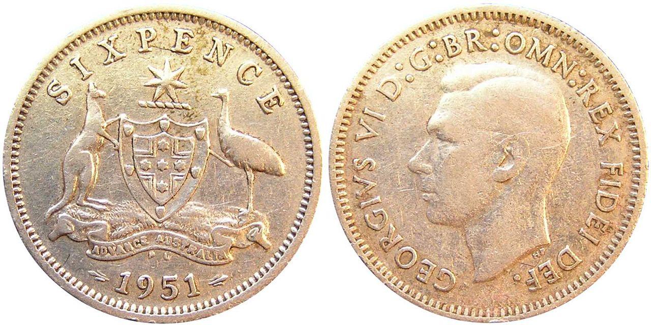 Australiano 1951 sixpence.jpg