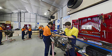 Automotive Engineering college school subjects