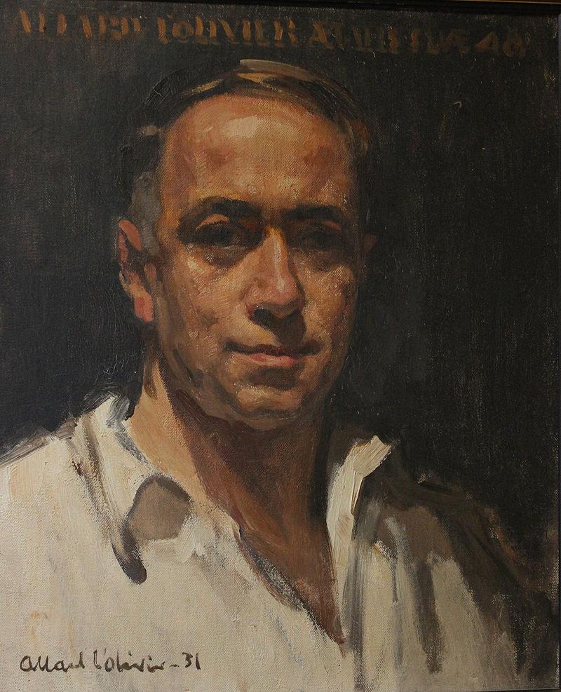 Autorretrato fernand Allard l'Olivier (1931) .jpg