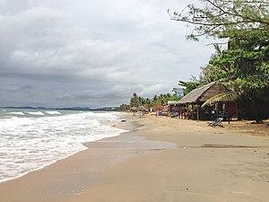 Dương Tơ -  Cửa lắp beach