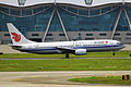 B-5327 - Air China - Boeing 737-86N - CKG (9459924968).jpg