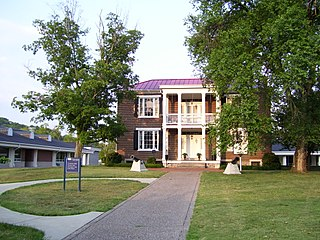 Glen Echo (Franklin, Tennessee) historic site in Franklin, Tennessee, United States