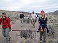 BLM Idaho and Volunteers Maintain Wilderness on NPLD 2014 (15454467186).jpg