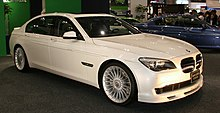 BMW Series F Wikipedia - Bmw 750i alpina