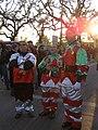 Bacchus Costumers New Orleans Mardi Gras 2007.jpg