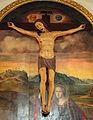 Baccio da montelupo, crocifisso (1505-10) e ridolfo del gh. e michele tosini, maddalena e suora, 1525-30, 02.JPG