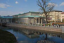 Hotel Kaiserhof Victoria Bad Kissingen Parken