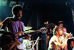Bad Brains al 9:30 Club, Washington, D.C., 1983