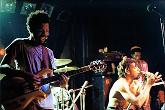 Bad Brains - Bad Brains at 9:30 Club, Washington, D.C., 1983