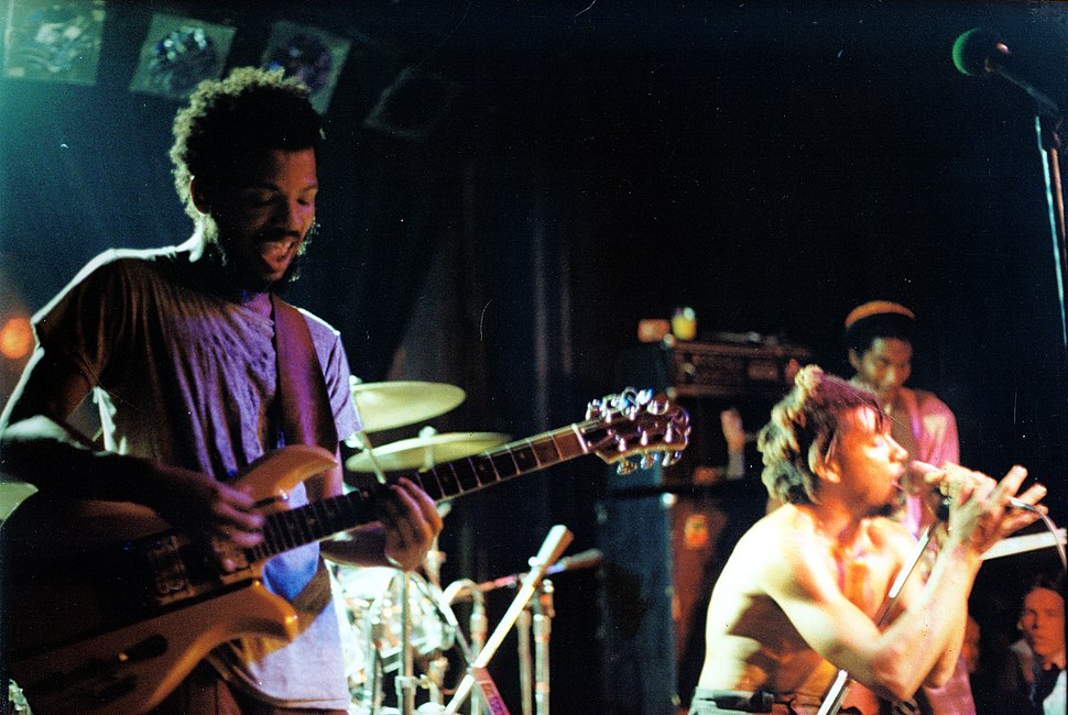 Bad brains 1983