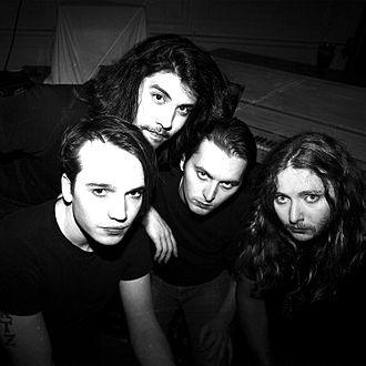 Badflower - Group photo of Badflower