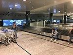 Baggage carousel 2, Airport Zurich Kloten.jpg