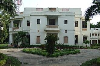 Spiritual Assembly - Bahá'í House, New Delhi.
