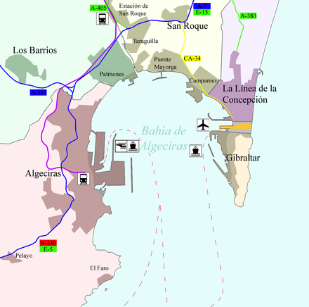 Bay of Gibraltar - Wikiwand