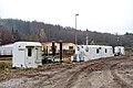 Bahnhof Rekawinkel Transformatorwagen FUW 3 FUW 4.jpg
