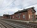 Bahnhof Schönberg, Gleisseite.jpg