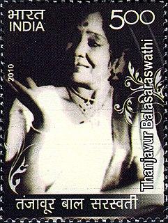 Balasaraswati Musical artist