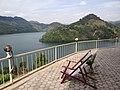 Balcony of Home St. Jean - Overlooking Lake Kivu - Kibuye (Karongi) - Rwanda (8971784134).jpg