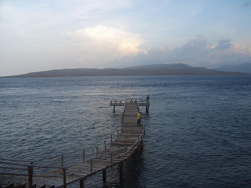 Bali strait01