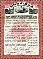 Banco Yucateco 1907 Bond.jpg