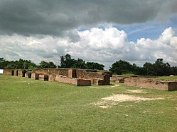Historical ruins of Bangarh
