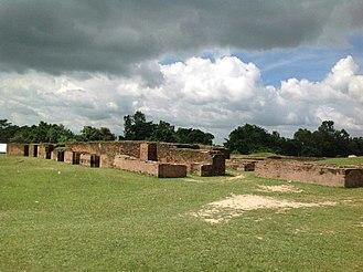 Gangarampur subdivision - Historical ruins of Bangarh