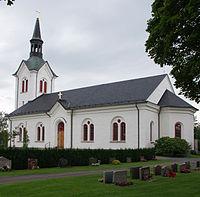 Bankeryds kyrka Sweden 03.JPG