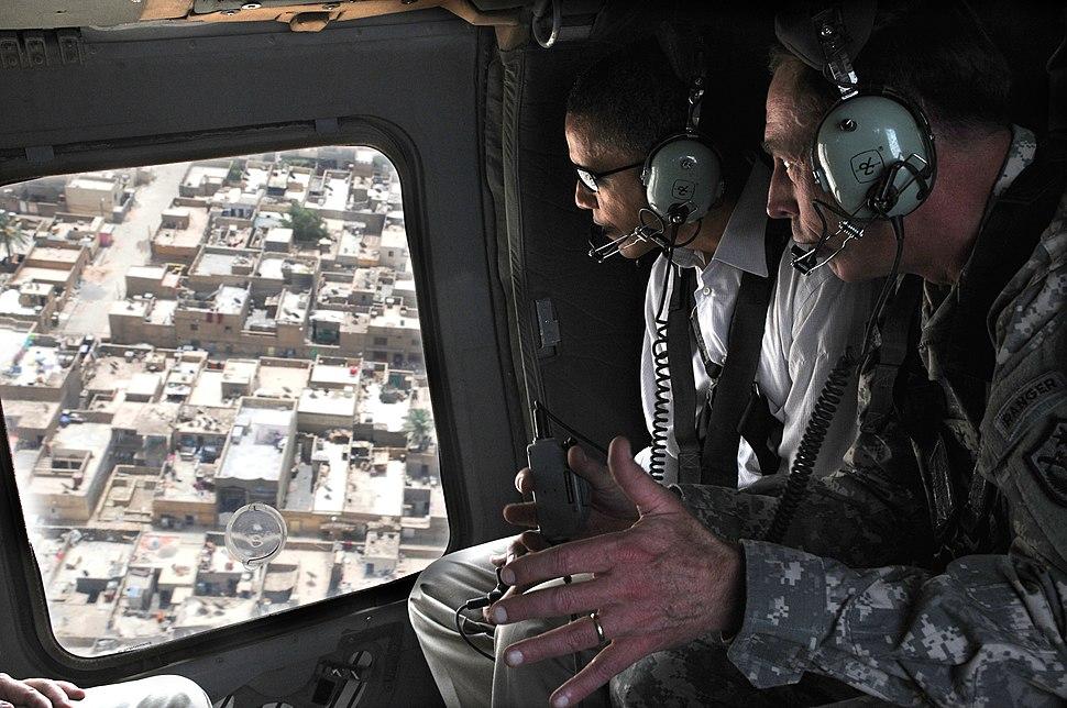 Barack Obama 2008 Iraq 2