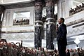 Barack Obama speaks to US troops at Camp Victory 4-7-09 1.JPG