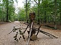 Barrier in the Hambach forest 03.jpg