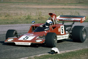 Kevin Bartlett (racing driver) - Bartlett placed 2nd in the 1972 Australian Drivers' Championship driving a Lola T300