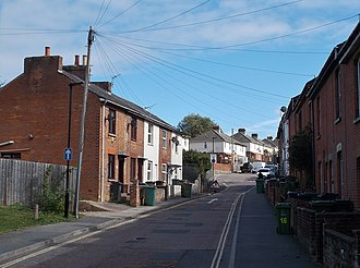 Barton, Isle of Wight - Barton Road