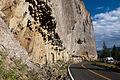 Basalt Columns at Overhanging Cliff (3952555685).jpg