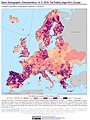 Basic Demographic Characteristics, v4.11, 2010 The Elderly (Ages 65+), Europe (48009047983).jpg