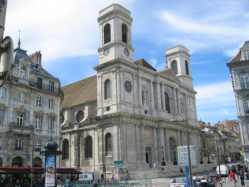 Archivo:Basilique St Madeleine Besançon.jpg