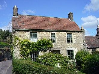 Frome - House on Bath Street