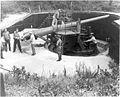 Battery Gunnison in action, c1930s.jpg