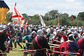 Battle of Tewkesbury reenactment - clash.jpg