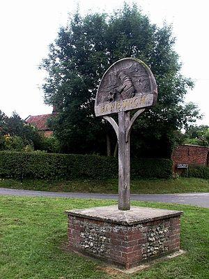 Bawburgh - Image: Bawburgh 031858 ddf 5ad 4a by Katy Walters