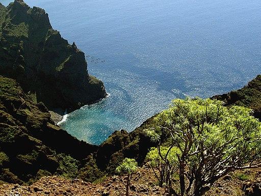 Bay near masca