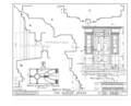 Baylis House, Bedford Green, Bedford, Westchester County, NY HABS NY,60-BED,3- (sheet 9 of 12).png
