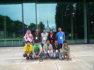 International Mathematical Olympiad - The Bangladesh team at the 2009 IMO