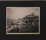 Beach in front of the aquatic building, regatta day, 1910, Kelowna, British Columbia (HS85-10-23408) original.tif