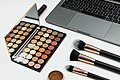 Beauty Blog Content - Photo of Make Up & Laptop.jpg